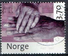 NORWAY #  FROM 1997 STAMPWORLD 1269 - Gebraucht