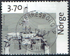 NORWAY #  FROM 1997 STAMPWORLD 1270 - Gebraucht