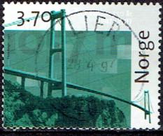 NORWAY #  FROM 1997 STAMPWORLD 1272 - Gebraucht