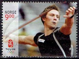 NORWAY #  FROM 2008 STAMPWORLD 1665 - Gebraucht
