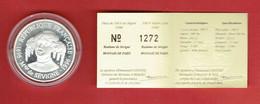 PIECE DE 100 FRANCS EN ARGENT MADAME DE SEVIGNE 1996 MONNAIE DE PARIS AVEC BOITIER ET CERTIFICAT - N. 100 Francs