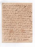 * - Siran 1772 Don De Michel François De Juin De Cavenac à Sieur François Caffort D'un Pigeonnier - Historical Documents