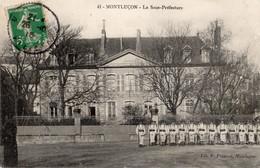 03 MONTLUCON LA SOUS PREFECTURE - Montlucon