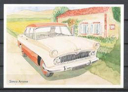 Automobiles De Légende - Simca Ariane - Passenger Cars