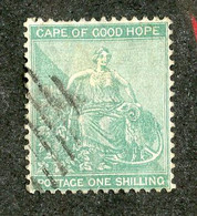 BC 1094 Cape 1864 SG.#26b (o) Sc.#19a Offers Welcome! - Cape Of Good Hope (1853-1904)