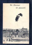 03. Montluçon. Un Bonjour En Passant - Montlucon