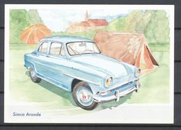 Automobiles De Légende - Simca Aronde - Passenger Cars