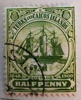 Turks Et Caiques - Colonie Britannique- 1900-05 - Y&T N°43 - /*/ - Sonstige