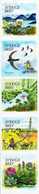 Sweden - 2021 - Precious Nature - Mint Self-adhesive Stamp Set - Unused Stamps