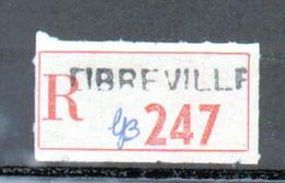 Erinophilie, Vignette De Recommandation, Libreville ( Gabon ) - Autres