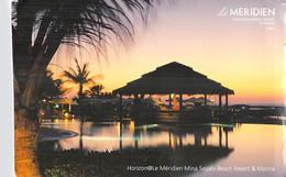 Asie -Emirats Arabes Unis United Arab Emirates DUBAI  Le Meridien Mina Seyahi Beach Resort Marina - Emirati Arabi Uniti