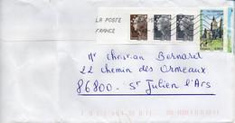 N° 4726 Y. Et T. Oblitération Toshiba TSC 1000 23415A (Varennes Vauzelles PPDC) Flamme Muette Du 22/03/2013 - 1961-....