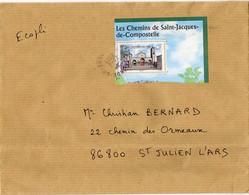 France N° 4727 Y. Et T. Dordogne Lalinde CC Cachet A9 Du 23/04/2013 - 1961-....