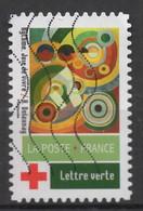 FRANCE 2020 Oblitéré :  La Croix-Rouge Française - KlebeBriefmarken