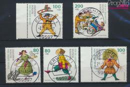 BRD 1726-1730 (kompl.Ausgabe) Gestempelt 1994 Jugend: Struwwelpeter (9518042 - Gebraucht