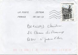 N° 4736 Y. Et T. Oblitération Toshiba TSC 1000 25759A (Sassenage Grenoble CTC) Flamme Muette Du 05/06/2013 - 1961-....