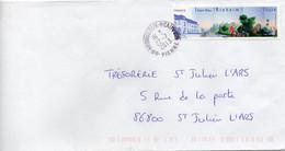 France N° 4744 Y. Et T. Vienne Mignaloux Beauvoir Cachet A9 Du 22/07/2013 - 1961-....