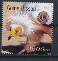 Guinee Bissau 2001 Lions Club Buses Aigles   MNH - Rotary, Lions Club