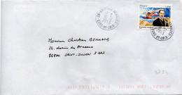 France N° 4794 Y. Et T. Eure Et Loir Chartres Beaulieu Cachet A9 Du 16/12/2013 - 1961-....