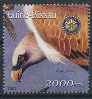 Guinee Bissau 2001 Rotary Buses Aigles   MNH - Rotary, Lions Club