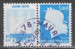 FRANCE 2010 __N°4465 __OBL VOIR SCAN - Used Stamps
