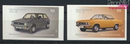 BRD 3301-3302 (kompl.Ausg.) Selbstklebende Ausgabe Postfrisch 2017 Deutsche Automobile (9519719 - Nuevos