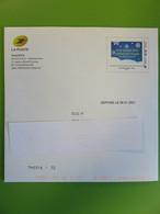 Philaposte - PAP International 250 G - Une Année 2021 Pleine De Magie - Phil@poste - Prêts-à-poster:Stamped On Demand & Semi-official Overprinting (1995-...)