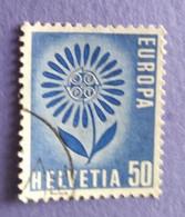 -  SVIZZERA   -   VALORE  50 - USATO - Sin Clasificación