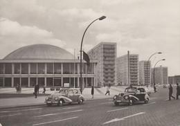 D-10115 Berlin - Kongreßhalle - Hochhäuser - Cars - 2x EMW 340 (Sachsen) - Nice Stamp - Mitte