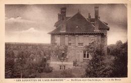 ~~  Saint Oüen Sur Gartempe , Canton Du Dorat - Les Luguettes De L ' Age-Barrière - Otros Municipios