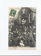 SAINT AIGNAN DE COUPTRAIN LA MAYENNE ILLUSTREE FETE DE JEANNE D'ARC (BELLE ANIMATION) 1910 - Other Municipalities