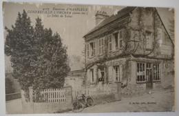 C. P. A. : 76 GONFREVILLE L'ORCHER : Le Débit De Tabac, En 1916 - Other Municipalities