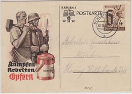 DR - 6 Pfg. WHW Sonder-Ganzsache Schleissheim - München 1940 - Ohne Zuordnung