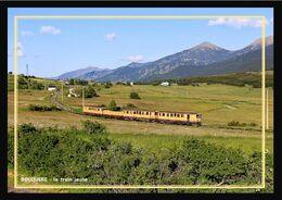 66    BOLQUERE  .... Le  Train  Jaune - Andere Gemeenten