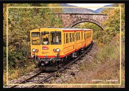 66  SERDINYA   ... Le Train Jaune ...ligne Cerdagne - Andere Gemeenten