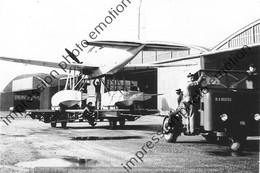 PHOTO AVION  RETIRAGE REPRINT     HYDRAVION LATECOERE LATé 298 A BERRE - Aviación