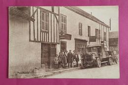 25 MONT SOYE / Hotel Café Restaurant De La Poste GEORGES PAGET...note De Restaurant - Altri Comuni