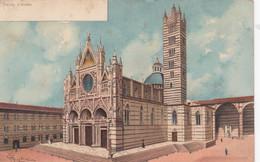 SIENA , Toscana , Italy , 1900-10s , Il Duomo - Siena