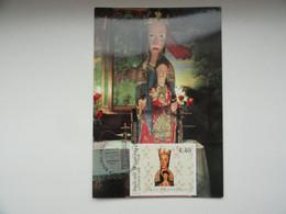 CARTE MAXIMUM CARD IMAGE DE LA VIERGE MERITXELL ANDORE - Zonder Classificatie