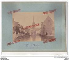 Au Plus Rapide Harfleur Seine Maritime 1886 Le Port - Anciennes (Av. 1900)