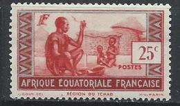 AEF YT 40A Neufs Sans Charnière - XX - MNH - Unused Stamps