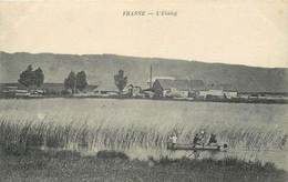 FRASNE - L'étang. - Altri Comuni