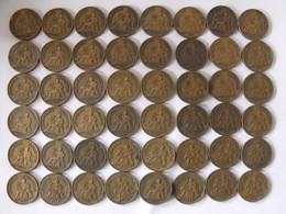 France. Lot De 48 Pièces De 2 Francs De 1921/1925. Bon Pour, Chambres De Commerce Industrie - I. 2 Francs