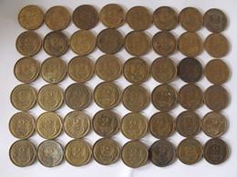 Lot De 48 Pièces De 2 Francs De 1932/1940. Morlon - I. 2 Francs