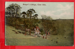 WORCESTERSHIRE   CLENT HILLS    RANGER;'S COTTAGE  Pu 1907 - Worcestershire
