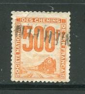 FRANCE- Petit Colis Postaux Y&T N°25- Oblitéré - Usados