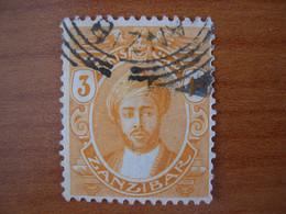Zanzibar Obl  N° 168 - Zanzibar (...-1963)