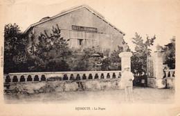 ~~ Djibouti - La Poste (provient D'un Carnet) - Djibouti