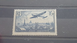 LOT527989 TIMBRE DE FRANCE NEUF** LUXE N°PA9 - 1927-1959 Nuevos