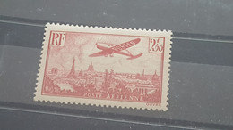 LOT527991 TIMBRE DE FRANCE NEUF** LUXE N°PA11 - 1927-1959 Nuevos
